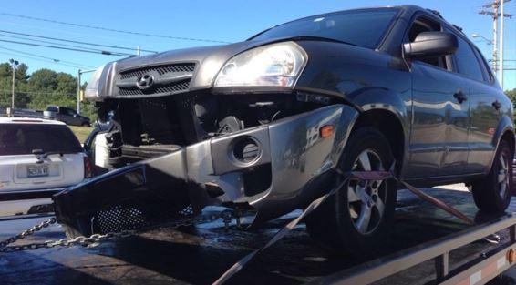 car removal Gisborne